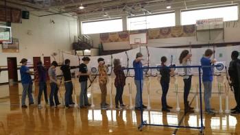 Van Buren County Archery Meet 2015