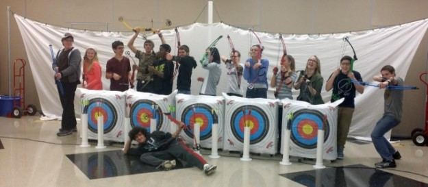 2015 TNHEAT Archery Team