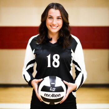 2021 Senior - #18 Madison Byrum