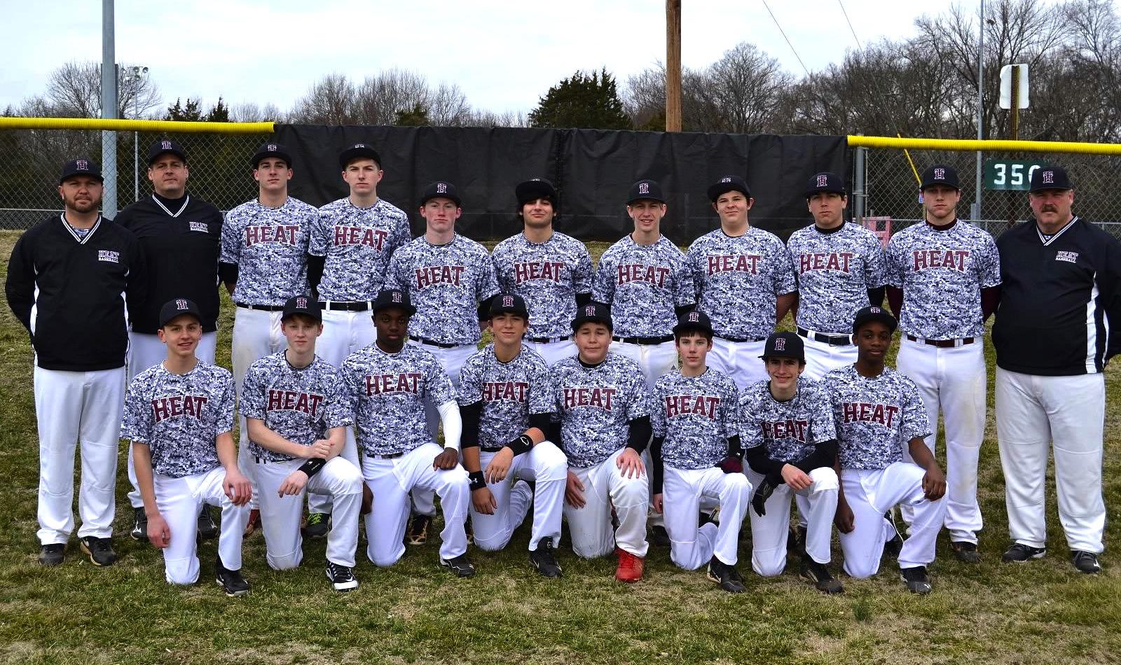 2015 High School Boys Baseball