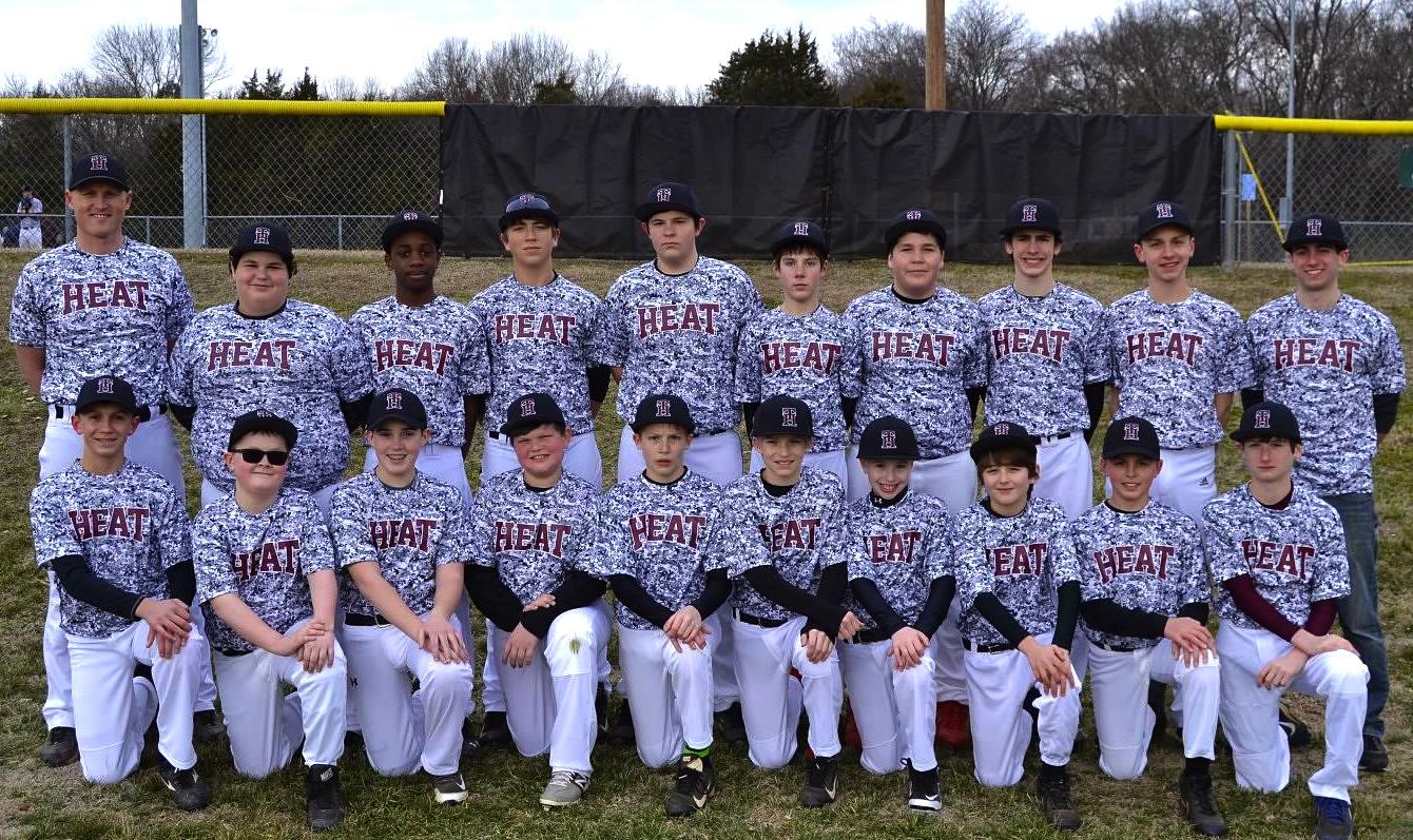2015 Middle School Boys Baseball