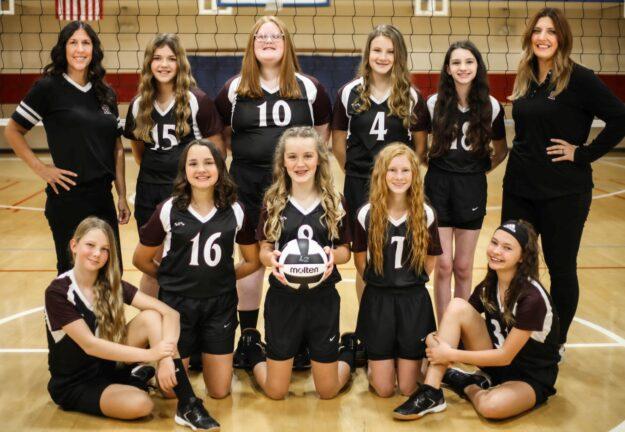 TN Heat Volleyball Team - Middle School 2021